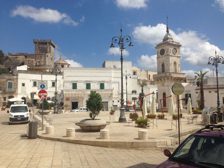 Taxi transfers from Brindisi city